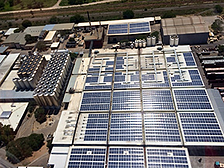 Sustainable Solar Power - Namibia Breweries