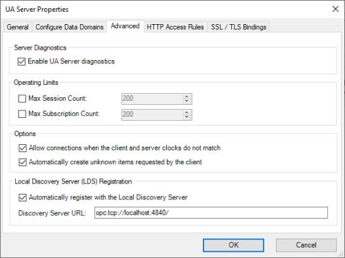 Screenshot_DataHub_UAServer_Advanced_Advanced
