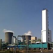 Example of a large air separation unit