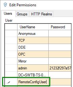 Screenshot - Adding a New DataHub V9 User
