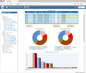 Dream Report Business Intelligence Dashboards