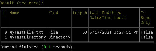 OpcCmd-directoryContents-fileInfosQ