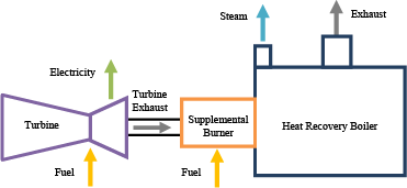 Diagram - FlexCHP Plant