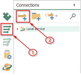 Screenshot - OPC Router New Connection