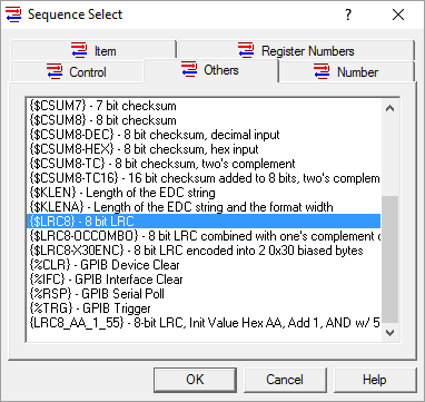 Screenshot_SequenceSelect_Predefined_LRC8