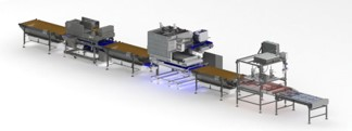 Image - Typical packaging line