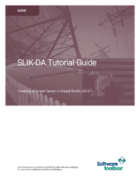 SLIK-DA has detailed documentation and support resources