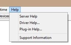 Troubleshooting Tool #3 - TOP Server Help Files